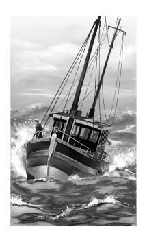 Finsterland - Walfänger
